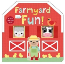 Farmyard Fun!, Hardback Book