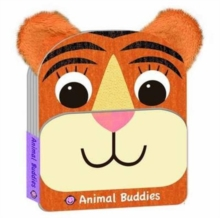 Tiger : Animal Buddies, Hardback Book