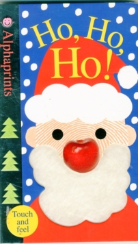 Ho, Ho, Ho!, Board book Book