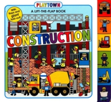 Construction, Board book Book