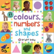 Colours, Numbers and Shapes : Lift The Flap Tab, Board book Book