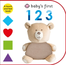123 : Baby's First, Board book Book