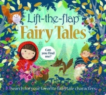 Fairy Tales : Lift The Flap, Board book Book