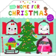 Home for Christmas, Board book Book