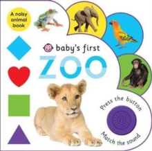 Zoo : Baby's First, Board book Book