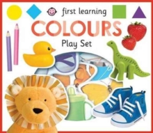 First Learning Play Set Colours, Novelty book Book