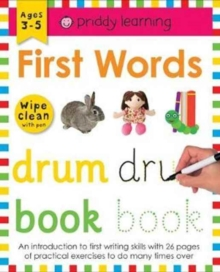 First Words : Wipe Clean Workbooks, Paperback / softback Book