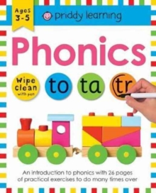 Phonics : Wipe Clean Workbooks, Paperback / softback Book