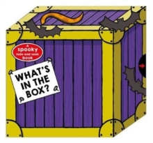 What's In The Box? Spooky, Hardback Book
