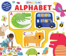 Alphabet Puzzle Playset : Puzzle Play Sets, Board book Book