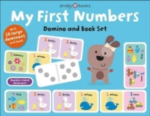 My First Numbers Set, Mixed media product Book