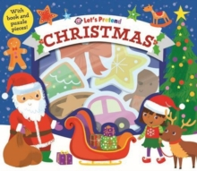 Let's Pretend Christmas, Board book Book