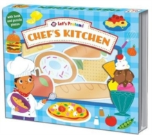 Let's Pretend Chefs Kitchen, Hardback Book