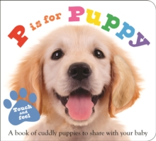 P is for Puppy, Hardback Book