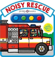 Noisy Rescue, Paperback / softback Book