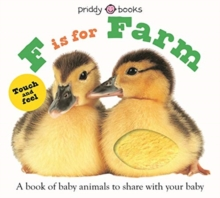 F is for Farm, Hardback Book