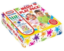 Messy Play Pack, Novelty book Book