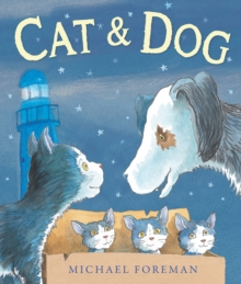 Cat and Dog, Hardback Book