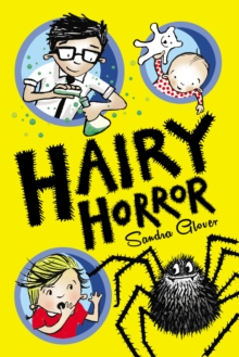 Hairy Horror, Paperback Book