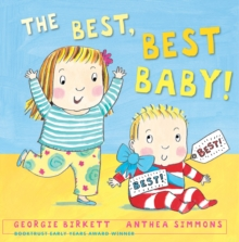 The Best, Best Baby!, Paperback / softback Book