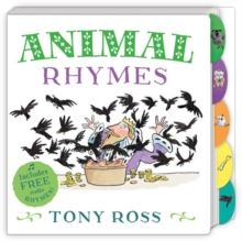 My Favourite Nursery Rhymes Board Book : Animal Rhymes, Board book Book