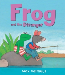 Frog and the Stranger, Paperback Book