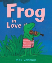Frog in Love, Paperback Book