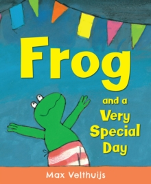 Frog and a Very Special Day, Paperback Book