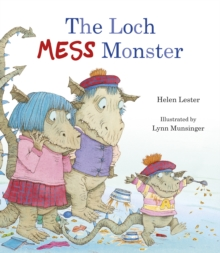 The Loch Mess Monster, Paperback Book