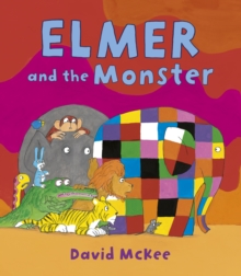 Elmer and the Monster, Paperback Book