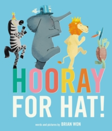 Hooray for Hat!, Paperback Book