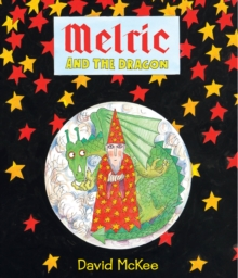 Melric and the Dragon, Paperback Book