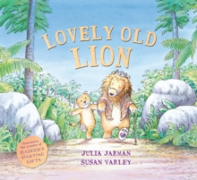 Lovely Old Lion, Paperback Book
