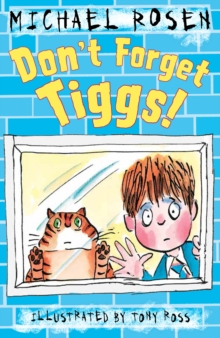 Don't Forget Tiggs!, Paperback / softback Book