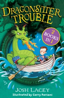 Dragonsitter Trouble : 2 books in 1, Paperback Book