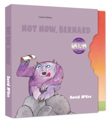 Not Now, Bernard : Limited Edition Slipcase, Mixed media product Book