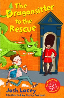 The Dragonsitter to the Rescue, Paperback Book