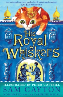 His Royal Whiskers, Paperback Book