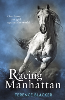 Racing Manhattan, Paperback Book