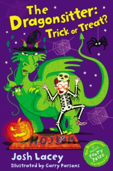 The Dragonsitter: Trick or Treat?, Paperback / softback Book