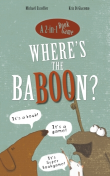 Where's the Baboon?, Paperback Book