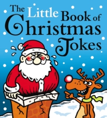 The Little Book of Christmas Jokes, Paperback Book