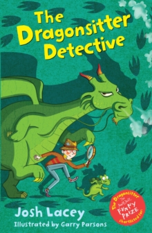 The Dragonsitter Detective, Paperback / softback Book