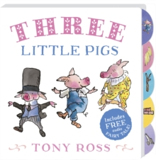 Three Little Pigs, Board book Book