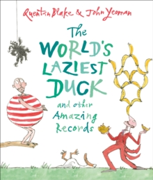 The World's Laziest Duck : and other Amazing Records, Paperback / softback Book
