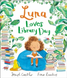 Luna Loves Library Day, Hardback Book