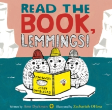 Read the Book, Lemmings!, Hardback Book