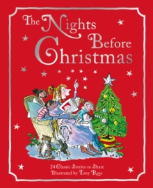 The Nights Before Christmas, Paperback / softback Book
