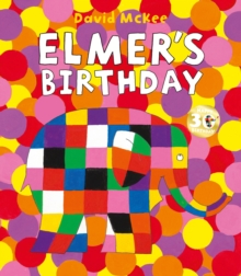 Elmer's Birthday, Hardback Book