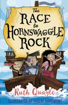 The Race to Hornswaggle Rock, Paperback / softback Book